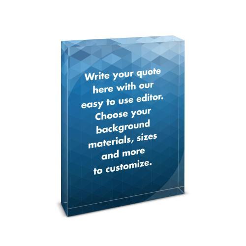 Create Your Own Desktop Prism
