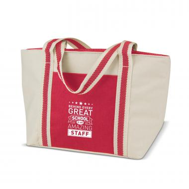 Behind Every Great School Insulated Mini Tote Lunchbag