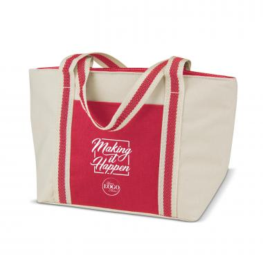 Making it Happen Square Insulated Mini Tote Lunchbag