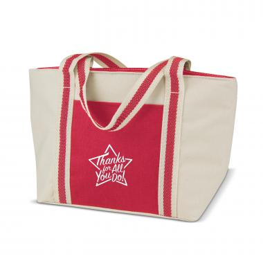 Thanks for All You Do Star Insulated Mini Tote Lunchbag
