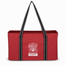Teacher Appreciation Week - Behind Every Great School Super Size Trunk Organizer