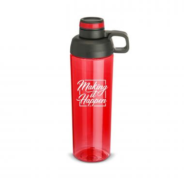 Making it Happen Square 30oz Zuma Water Bottle