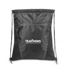 Bags - Teachers Build Futures Value Cinch Backpack