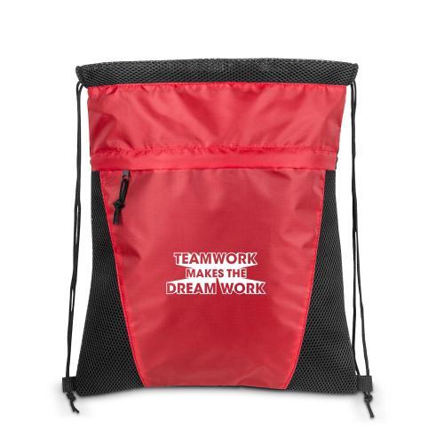 Teamwork Dream Work Value Cinch Backpack