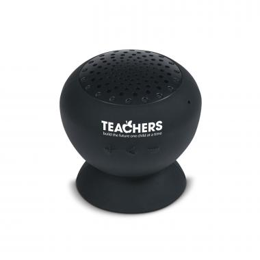 Teachers Build Futures Silicone Bluetooth Speaker & Stand