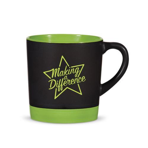 Making A Difference Matte Mug