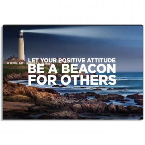 Positive Attitude Inspirational Art