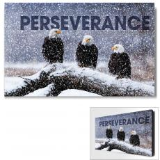 Attitude Posters - Perseverance Eagles Motivational Art