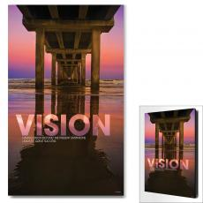 Modern Motivational Art - Vision Bridge Motivational Art