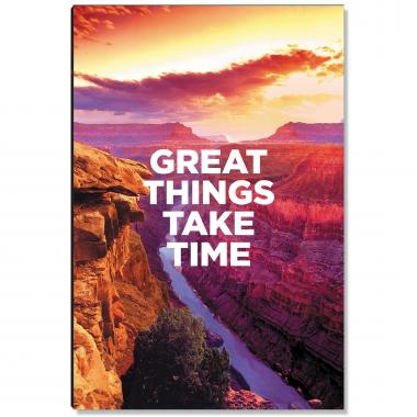 Great Things Inspirational Art