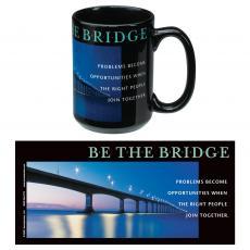 Ceramic Mugs - Be the Bridge Classic Ceramic Mug