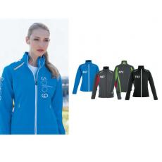 Outerwear - Excursion;North End Sport<sup>®</sup> - XS-XL -  Ladies' soft shell jacket with laser stitch accents