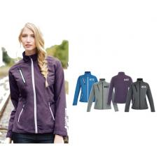 Outerwear - Frequency;North End Sport<sup>®</sup> - XS-XL -  Ladies' light weight melange jacket