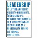 Leadership Definition Inspirational Art