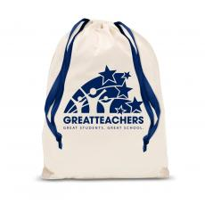 Gift Accessories - Great Teachers Drawstring Gift Bag