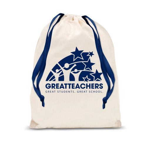 Great Teachers Drawstring Gift Bag