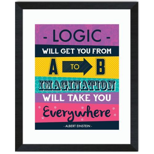 Logic Inspirational Art