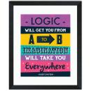 Logic Inspirational Art