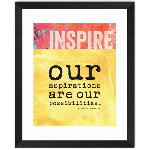 Inspire Robert Browning Inspirational Art