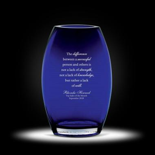 Bolton Crystal Vase