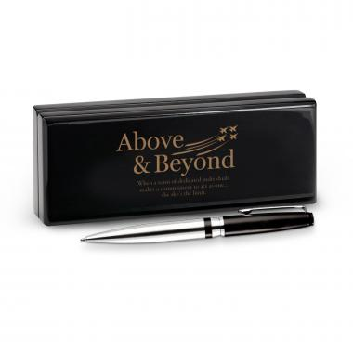 Above & Beyond Jets Signature Series Pen & Case