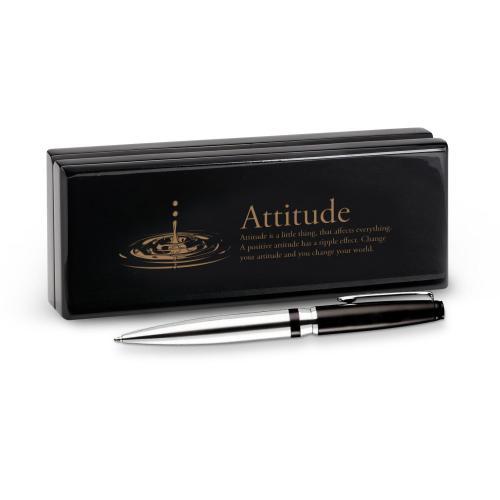 Attitude Drop Signature Series Pen & Case