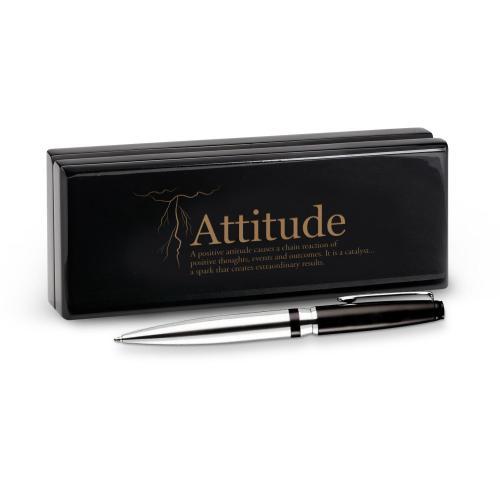 Attitude Lightning Signature Series Pen & Case