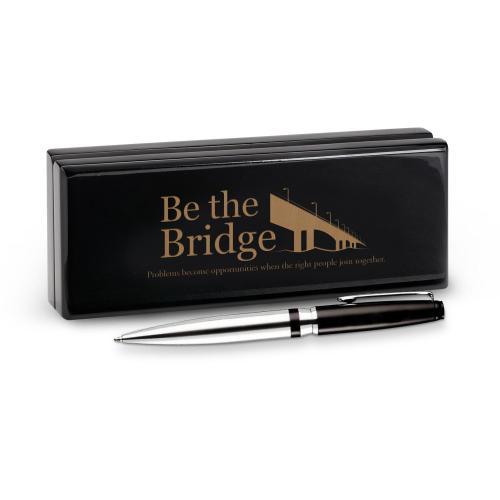 Be the Bridge Signature Series Pen & Case