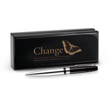Change Butterfly Signature Series Pen & Case