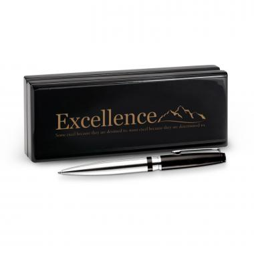 Excellence Mountain Signature Series Pen & Case