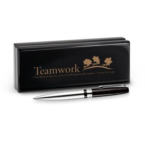 Teamwork Ants Signature Series Pen & Case