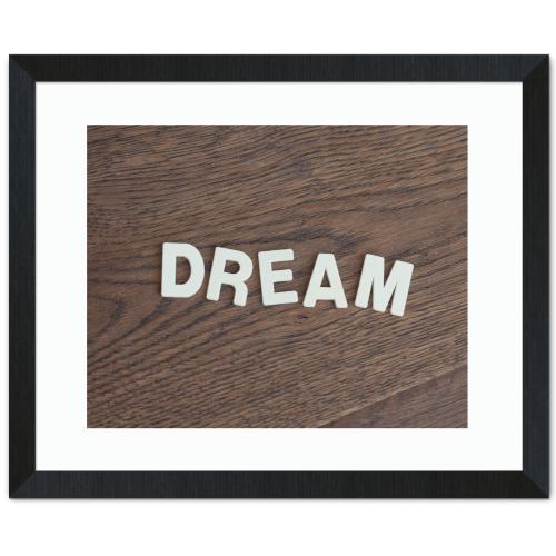 Dream Inspirational Art