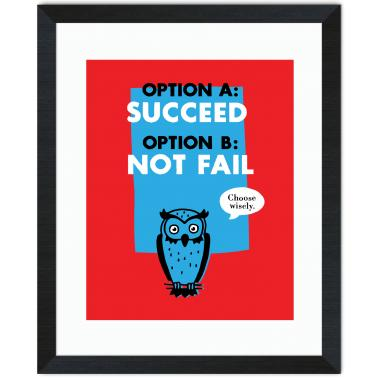 Option A Inspirational Art