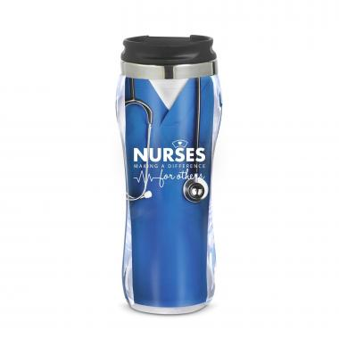 Nurses Making a Difference Hollywood Scrub Tumbler