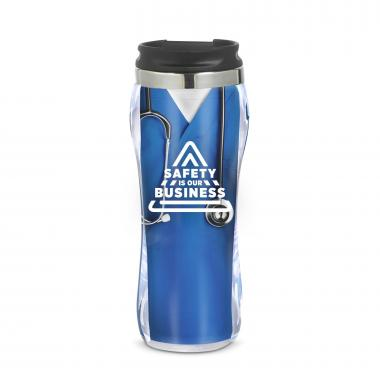 Safety is Our Business Hollywood Scrub Tumbler