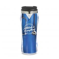 Team Gifts - Safety is Our Business Hollywood Scrub Tumbler