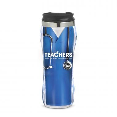 Teachers Build Futures Hollywood Scrub Tumbler