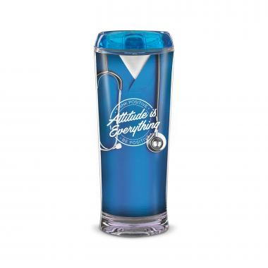 Attitude is Everything Denali Scrub Tumbler