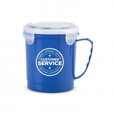 Customer Service 24oz Food Container Mug