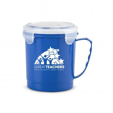 Great Teachers 24oz Food Container Mug