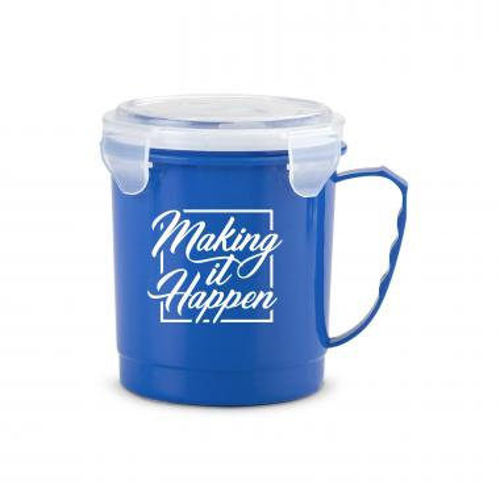 Making it Happen 24oz Food Container Mug