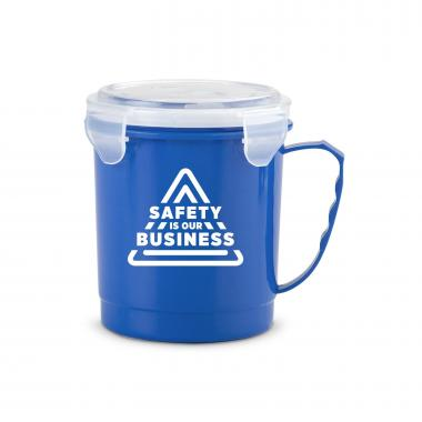 Safety is Our Business 24oz Food Container Mug