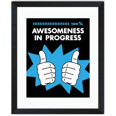Awesomeness Inspirational Art