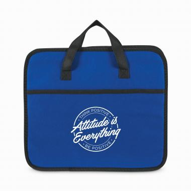 Attitude is Everything Non-Woven Trunk Organizer