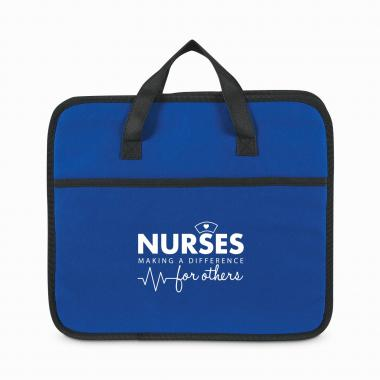 Nurses Making a Differences Non-Woven Trunk Organizer