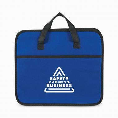 Safety is Our Business Non-Woven Trunk Organizer