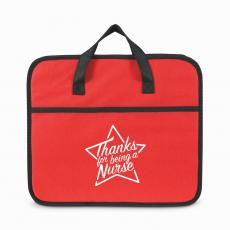 Staff Appreciation - Thanks Nurse Star Non-Woven Trunk Organizer