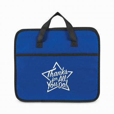 Thanks for All You Do Non-Woven Trunk Organizer