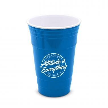 Attitude is Everything 16oz Gameday Tailgate Cup