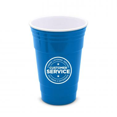 Customer Service 16oz Gameday Tailgate Cup